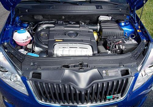 Какое масло в двигатель шкода фабия