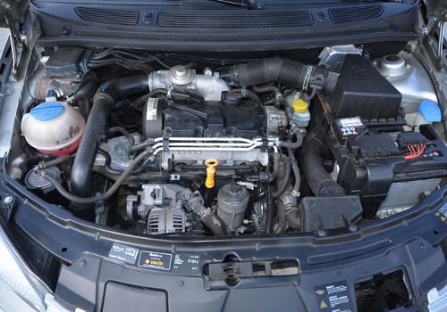 Троит двигатель Шкода Фабия 2
