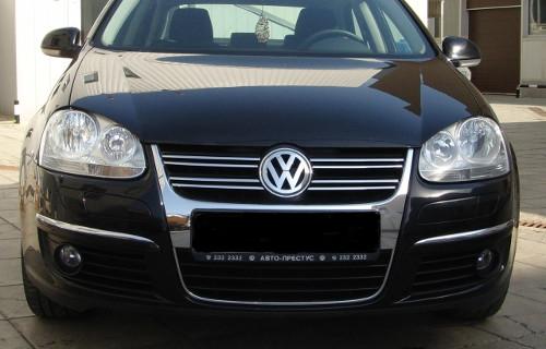 Не работает омыватель фар Volkswagen Jetta V