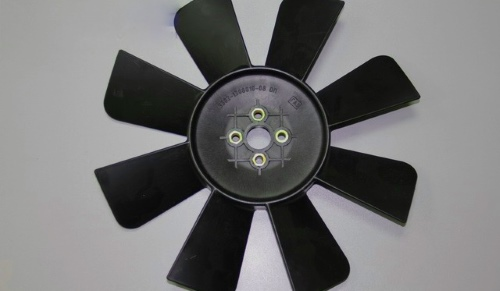 Не работает вентилятор на Газели