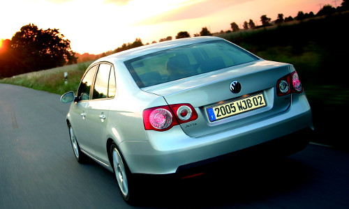 Не работает обогрев заднего стекла Volkswagen Jetta V