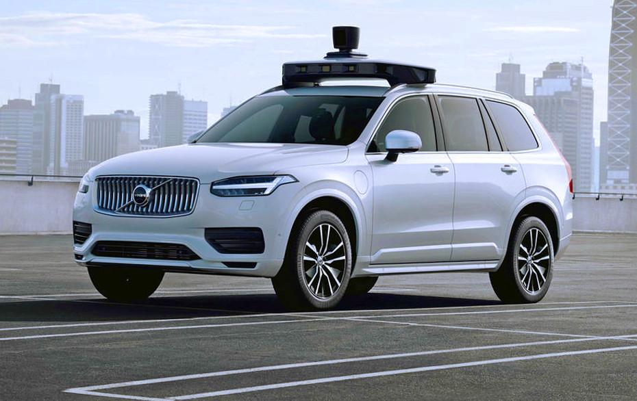 Volvo пересматривает концепцию автономного управления автомобилями